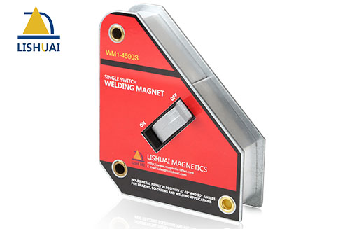 Single Switch Magnetic Welding Fixer