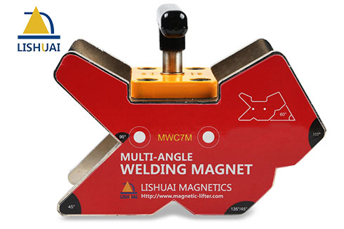 Multi-Angle Magnetic Clamp